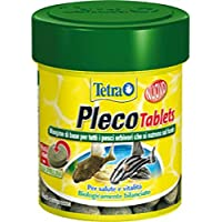 Tetra Pleco Tablets - Confezione da 120 Tablets da 49 gr