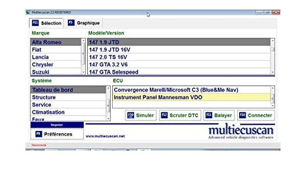 logiciel multiecuscan gratuit