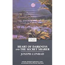 Heart of Darkness and the Secret Sharer (Enriched Classics) by Joseph Conrad (2004-05-01)