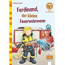 Ferdinand, der kleine Feuerwehrmann: Der Bücherbär: Mein Lese-Bilderbuch