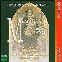 Magnificat / Kantate Bwv 21