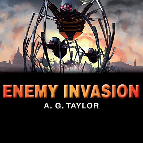 Enemy Invasion  Audiolibri