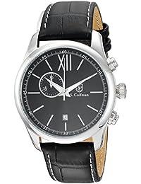 S.Coifman SC0370 - Reloj de pulsera hombre, color Negro