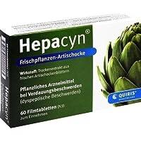 HEPACYN FRISCHPFL ARTISCHO 60St Filmtabletten PZN:9155655 preisvergleich bei billige-tabletten.eu