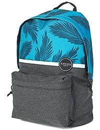 Preisvergleich für Rip Curl Schulrucksack, Mehrfarbig - blau, BBPLY4