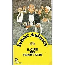 Il club dei vedovi neri Mondadori oscar gialli 117 1729 OG
