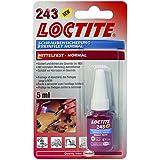Loctite 1370555 243 Sécurité de raccords filetés à résistance moyenne 5g