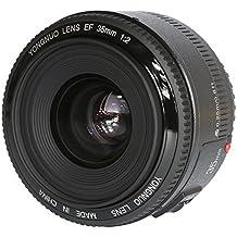 YONGNUO YN35 35mm F2.0 gran angular Primer de lentes grandes abertura Manual de enfoque automático AF MF para Nikon Cámaras DSLR + WINGONEER difusor de flash