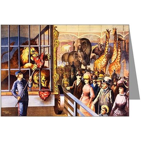 Singole per circo Poster F & #