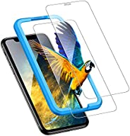 UGREEN 2 Pack iPhone 11 / XR Screen Protector for iPhone 11 iPhone XR Screen Protective 6.1 inch Tempered HD C