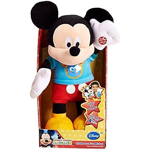 Disney Hot Diggity Dog Mickey Plush by Just Play - Diggity Dog Toy