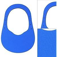 Keenso 2 Piezas Deportes Sombrero para el Sol, Sombrero de Verano Aire Libre protección UV Visera Ancha Gorra de Sol(Azul)