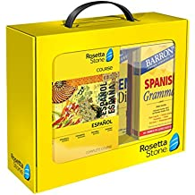 Rosetta Stone Spanish Complete Course Bundle [import anglais]