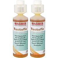 WAGNER Spezialschmierstoffe GmbH & Co. KG 2x Bactofin Benzinstabilisator Tankrostschutz 250 ml