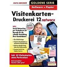Data Becker Visitenkarten-Druckerei 12 - business cards