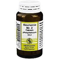 BIOCHEMIE 2 Calcium phosphoricum D 12 Tabletten 100 St Tabletten preisvergleich bei billige-tabletten.eu