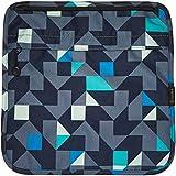 Tenba Interrupteur Swtich 8 Interchangeable Flap Sac pour appareil photo-Bleu/Gris/Geometric
