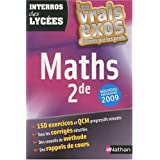 INTERROS DES LYCEES MATHS 2DE