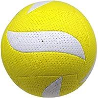 CN EVA máquina Voleibol Estudiantes de Escuela Primaria y Secundaria Pelota de Juego de formación,Amarillo,5