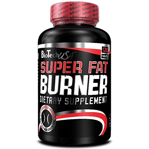 *BioTech USA Super Fat Burner 120 Tabletten*