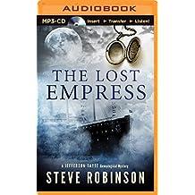 The Lost Empress (Jefferson Tayte Genealogical Mysteries)