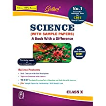 Golden Science: (With Sample Papers) A book with a Difference for Class- 10 (For 2020 Final Exams)