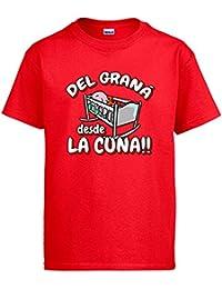 Camiseta del Graná desde la cuna Granada fútbol