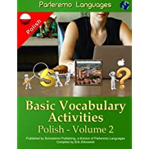 Parleremo Languages Basic Vocabulary Activities Polish: 2
