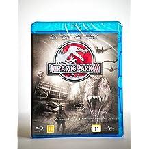 Jurassic Park 3 Blu-Ray Adventure New Sealed Region B/2
