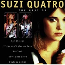 Best Of Suzie Quatro [Import anglais]