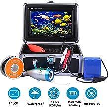 TIANG Buscador Portátil de la Pesca del buscador de la Pesca/LCD HD 7 con