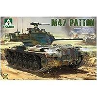 """TAKOM Tak de 2070Maqueta de US Medium Tank M47/G 2en 1"""""""