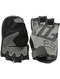Fox Handschuhe Ranger Short - Guantes de ciclismo para hombre, color Gris, talla S