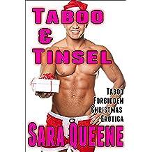 Taboo & Tinsel: Taboo Forbidden Christmas Erotica (English Edition)