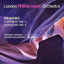 Brahms : Symphonies n° 3 et n° 4
