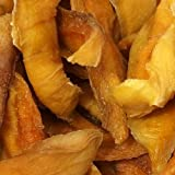 mango deshidratado 1kg, frutos secos delicados no-sulfurados y sin azúcar