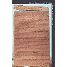 Abba Isaiah of Scetis: Ascetic Discourses (Cistercian Studies)