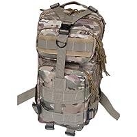 SODIAL(R) Sac à dos militaire pour la randonnée et le camping Camouflage 30l