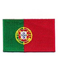 Aufnäher Fußball Football Nationale Mannschaft Portugal patch Aufbügler Logo