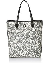 TOUS Grande Kaos Mini, Shopper para Mujer, Beige (Beige), 10.5x36x33 cm (W x H x L)