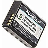 Batterie Li-Ion Minadax pour Canon EOS 1300D, 1200D, 1100D | Remplace la batterie LP-E10