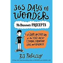 365 Days of Wonder: Mr. Browne\'s Precepts
