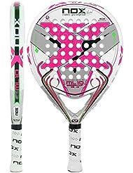 Nox Ml10 Woman A.1 - Pala de pádel para mujer, color rosa