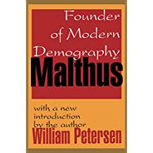Malthus: Founder of Modern Demography