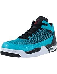 6010f6aef3579 Jordan Nike Air Flight Club 80 s Mens Basketball Shoes 599583-402 Gamma Blue  10.5 M