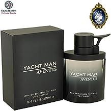 Myrurgia Yacht Man Aventus for Men 100ml/3.4oz Eau De Toilette EDT Spray for Him