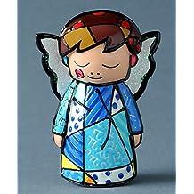 Britto - Figur Mini Engel Blauer Britto