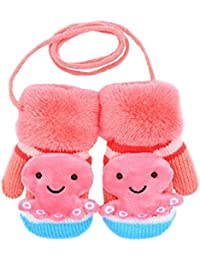 8150f7026014 Samgu Lovely Octopus Baby Gloves Garçons Filles Toddler mignons gants chauds