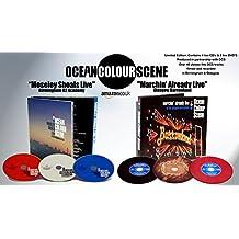 Ocean Colour Scene Live CD/DVD Bundle