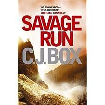 Savage Run (Joe Pickett) by C. J. Box (2011-03-01)